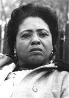 Fannie Lou Hamer was instrumental in organizing Mississippi Freedom Summer for the Student Nonviolent Coordinating Committee (SNCC), and later became the Vice-Chair of the Mississippi Freedom Democratic Party, attending the 1964 Democratic National Convention in Atlantic City, New Jersey, in that capacity. Her plain-spoken manner and fervent belief in the Biblical righteousness of her cause gained her a reputation as an electrifying speaker and constant activist of civil rights.