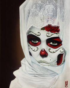Gustavo Rimada, gorgeous!  http://www.artedegustavo.com/