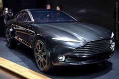 Экспериментальный 2015 Aston Martin DBX Concept #Aston_Martin #Concept #sportcar #Geneva_2015 #Aston_Martin_DBX
