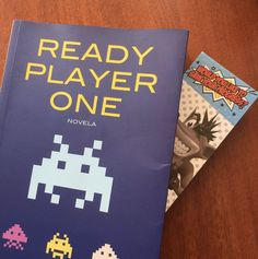 ¡Ciencia ficción a tope! Ready Player One, Books, Truths, Science Fiction, Movies, Libros, Book, Book Illustrations, Libri