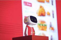 KFC chinês adota robô que escaneia clientes para sugerir menu