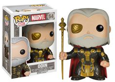 Funko Debuts New Thor Vinyl Fig…OMG LADY SIF! - And a little tiny Idris Elba Heimdall to protect your shelves!
