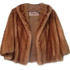 vintage fur jacket - Google Search