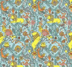 How To Make a Hand Drawn Repeated Pattern.