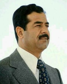 Iraqi President, Saddam Hussein, Two Rivers, Funny Arabic Quotes, State Of The Union, Great Leaders, World Leaders, Still Image, Cool Pictures
