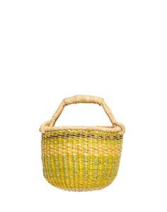 Little Market Basket - Banana