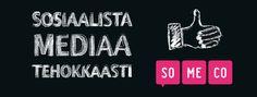 Sosiaalinen media Someco Oy, Turkulainen SoMe -konsultointiyritys.  www.someco.fi