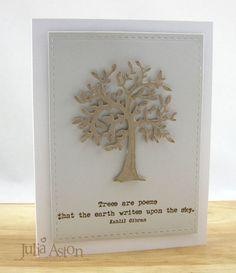 EAB01 Trees and Flowers by Julia at Create With Me