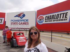 Charlotte Motor Speedway, North Carolina, USA - Junho '14