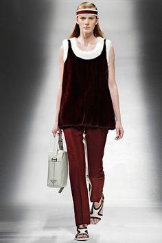 Prada Resort 2013 Womenswear