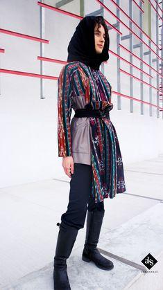 ALKHANSAS Hijab and Modest Fashion. Spring Summer 2019. A Warrior.