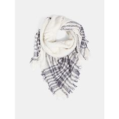 Sjaal, Scarf Soft Stripes - Costes