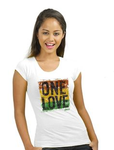 Available in white or black