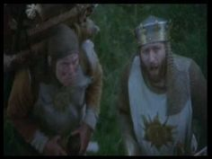 Monty Python and the Holy Grail - Of Coconuts and Swallows
