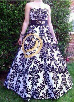 Sherlock dress