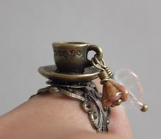 ha ha would be perfect for all my Indian friends. Chai tea ring!