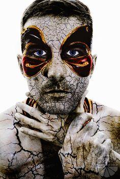 """art foto tytuł """"AMARA SORPRESA"""" foto by Radosław Kwast niebieskacytryna.pl (fotografia artystyczna-wydruki na płótnie bawełnianym-drewniany blejtram, certyfikat autentyczności)"""