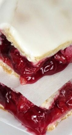 Cherry Slab Pie Recipe ~ delicious!