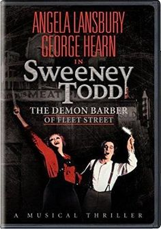 Sweeney Todd Angela Lansbury, George Hearn