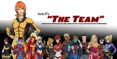 Rosters] Young Justice by Roysovitch on DeviantArt Dc Comics Superheroes, Dc Comics Art, Manga Comics, Superhero Books, Superhero Design, Dc Comics Action Figures, Justice League Dark, Face Photography, Young Justice