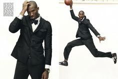 I love you, Kobe. You have great taste in clothes.