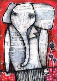 The Elephant by Dan Casado