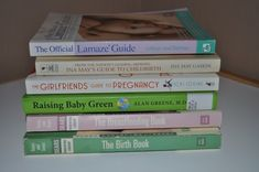 natural pregnancy and childbirth reads