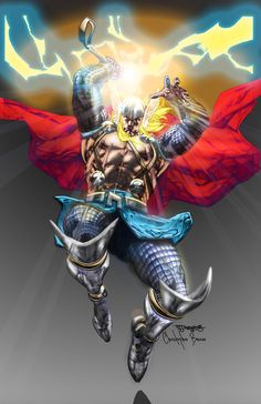 My wife would like Thor to wear this in the third Thor movie....I have reservations.
