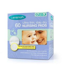 Lansinoh Disposable Nursing Pads, pack of 60 Lansinoh Nursing Pads, Packing Hospital Bag, Newborn Essentials, 2nd Baby, Baby Care, Breastfeeding, Baby Shower Gifts, Kids, Mother Care