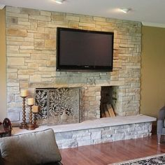 fireplace with wood storage | stone fireplace and wood storage
