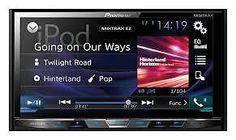 "Pioneer AVH-280BT 2-DIN Bluetooth In-Dash DVD Receiver 6.2"" Touchscreen Display #Pioneer"