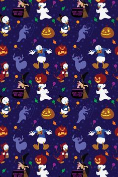 Snoopy Halloween, Halloween Cartoons, Disney Halloween, Halloween Fotos, Vintage Halloween, Wallpaper Iphone Vintage, Duck Wallpaper, Holiday Iphone Wallpaper, Iphone Wallpaper Vsco