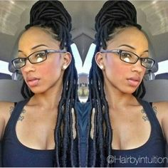 Faux locs...my next protective style