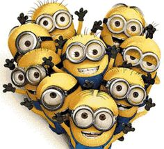 Despicable Me Minions Cross Stitch Pattern PDF by EmmasCrossStitch, $4.00