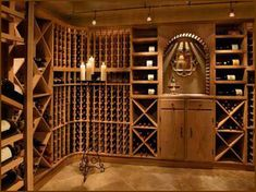 Building your own rack can be less expensive than buying one Corner wine rack pallets plans Google Search Horizontal And even custom wine There
