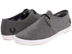 Fred Perry Banks Chambray