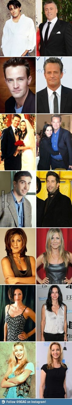 Friends - 19 years later! // I still watch friends a lot it's an amazing series