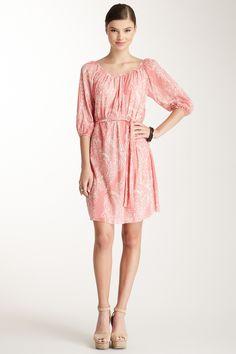 Sweet Pea Belted Dress