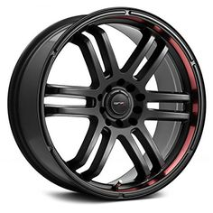 Drifz FX 18x8 Black Wheel  Rim 5x45  5x120 with a 35mm Offset and a 7410 Hub Bore Partnumber 207B8805735 *** You can get more details by clicking on the image.