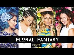 Totally Oblivious Beauty: PSA: Ipsy March 2015 Foral Fantasy Sneak Peek #2!