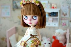 Final Payment RESERVED FOR M .Victoria OOAK by MaPoupeeCherie