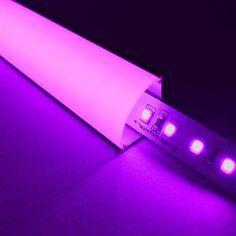 Led Diy, Diy Led Light, Bar Lighting, Strip Lighting, Phillips Hue Lighting, Light Trailer, Led Stripes, Led Light Strips, Color Changing Led