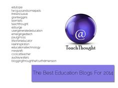 The Best Education Blogs For 2014 | Education | Learnist