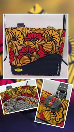 Sac Samba wax et simili cousu par Peggy - Patron Sacôtin