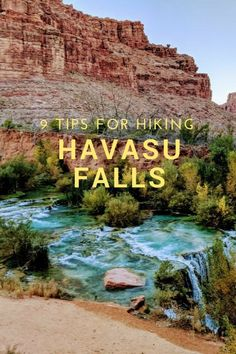 Have you seen the pictures of Havasu Falls and dreamed of going, but didn't know where to start? Our complete guide will give you all the information you need from securing your permit, the reservations you need to make, how to make the most of the hike, Places To Travel, Places To See, Travel Destinations, Havasupai Falls, Arizona Travel, Hiking Tips, To Infinity And Beyond, Camping, Travel Usa