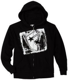 Famous Stars and Straps Boys 8-20 Stamp Champ Boys Youth Zip Hoodie $39.95