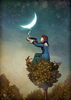 Moondrops - Christian Schloe