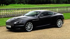 Bond's Aston Martin DBS from Casino Royale. Up for auction October 5th, 2012. (In my dreams!)