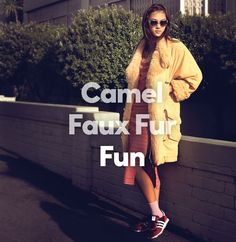 #Caramel #FauxFur #Fun Register and upload your #ThreeWordWardrobe to stand a chance to win Spree shopping vouchers worth R 5 000. T&C apply. l skip.co.za