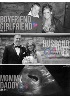 Pregnancy Reveal Picture Ideas For Facebook